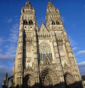 Tours Cathedral Cathédrale Saint-Gatien