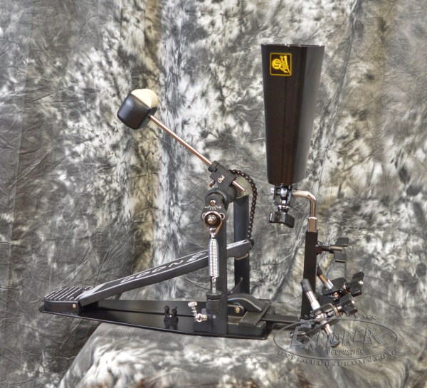 Latin Percussion Lpcpb1 Complete Foot-cowbell Setup