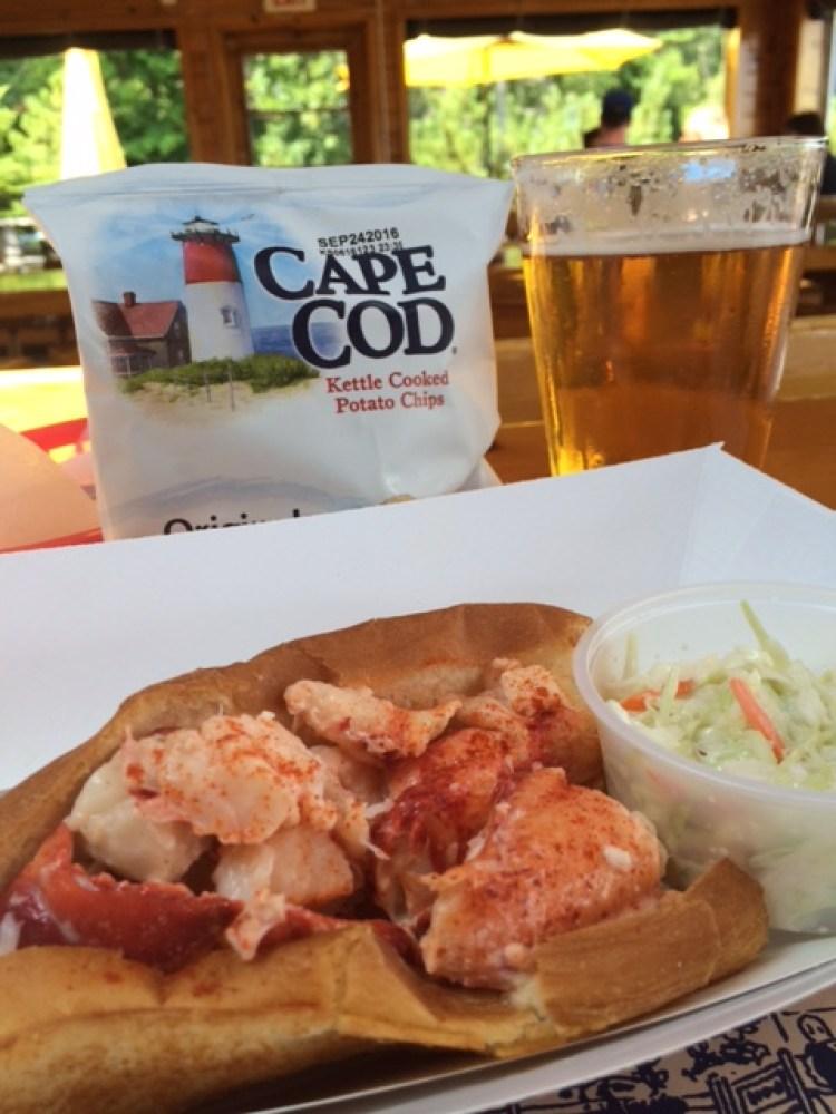 Ogunquit, Maine Lobster Roll