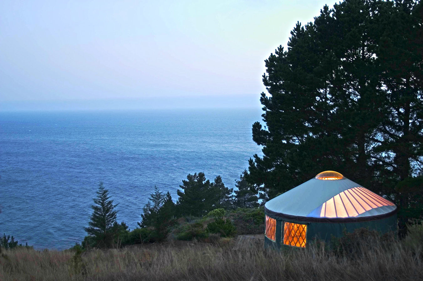 Yurt Camping in Oregon: A Different Way to Camp | Explorer ...