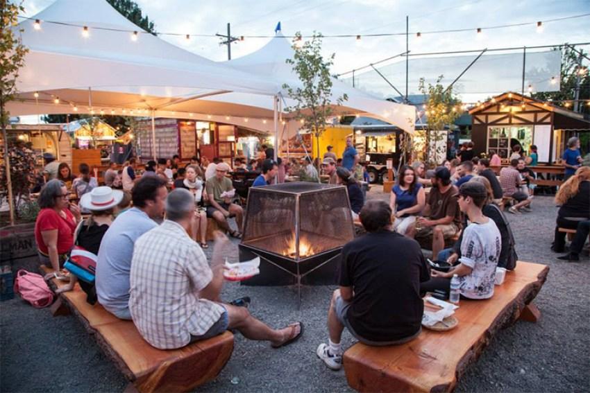 Portland Beer Garden