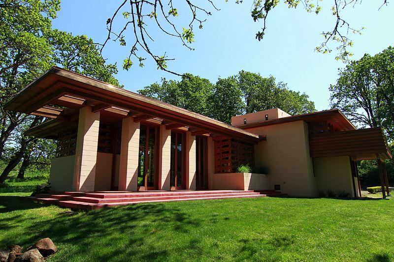 Frank Lloyd Wright Gorden House