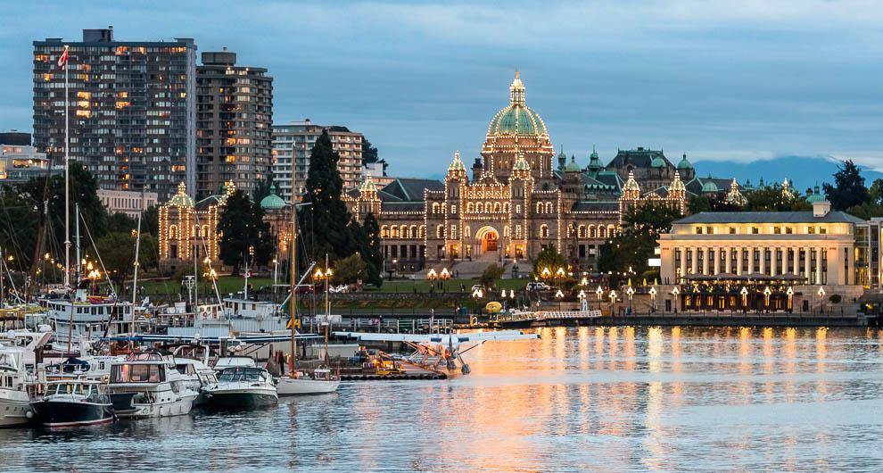 City Guide to Victoria, British Columbia