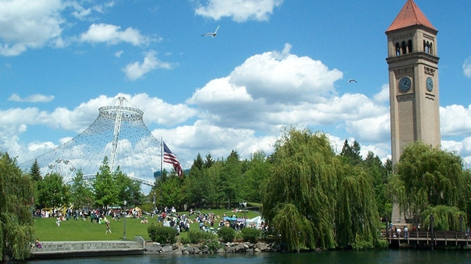 City Guide to Spokane, Washington