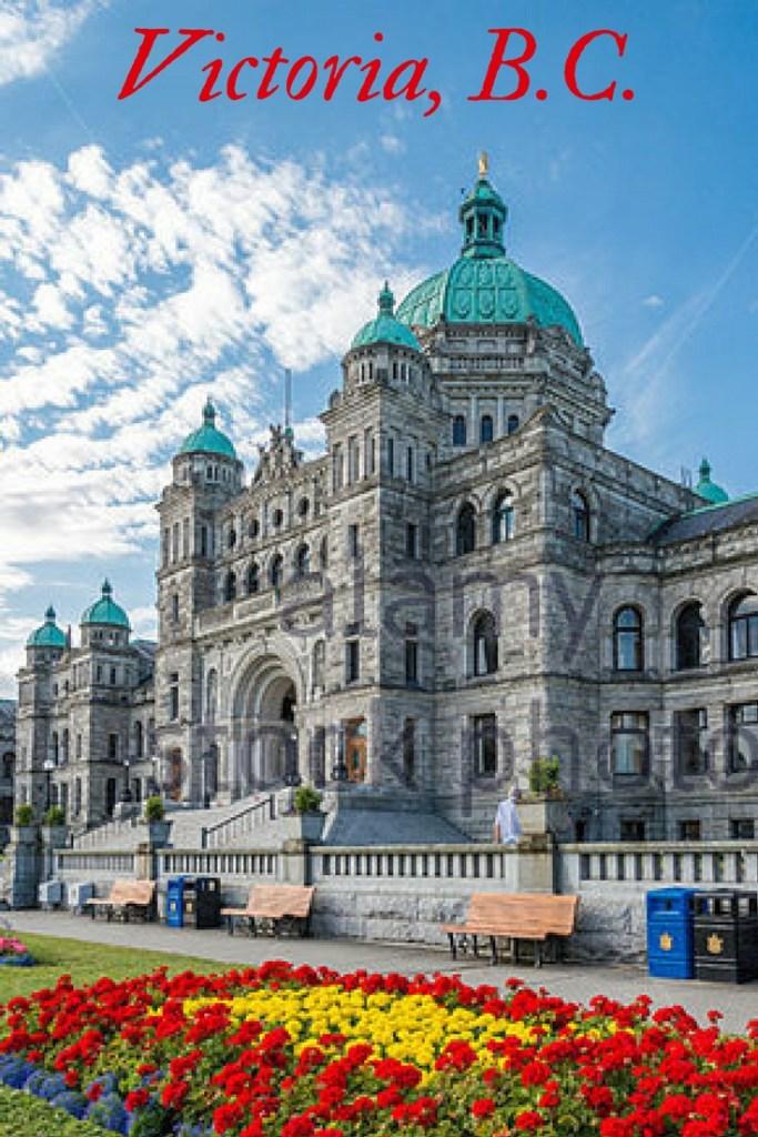 Victoria City Guide