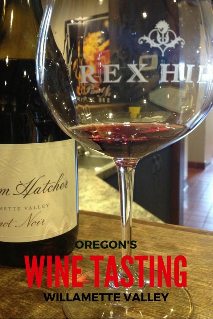 Oregon Wine Tasting