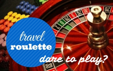 Travel Roulette