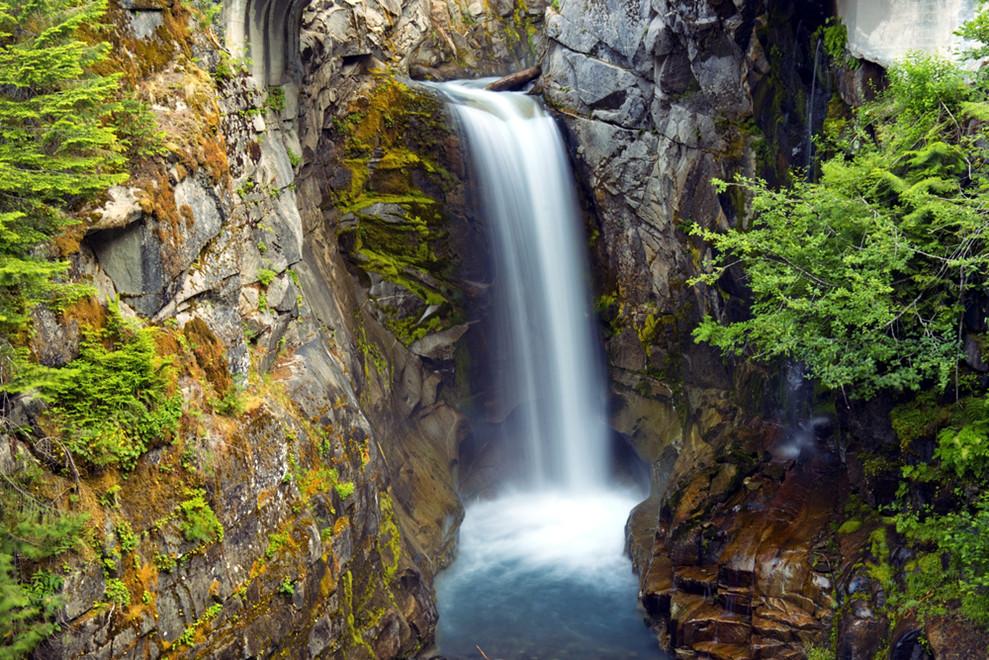 Rainier Waterfall