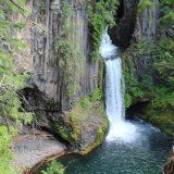 oregons road of waterfalls
