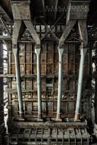 Urban Exploration Abandoned Industry
