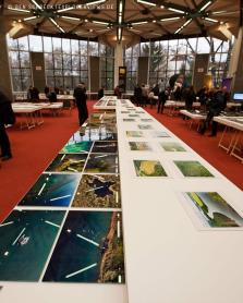 Acrylglas Foto Ausstellung Auvergne