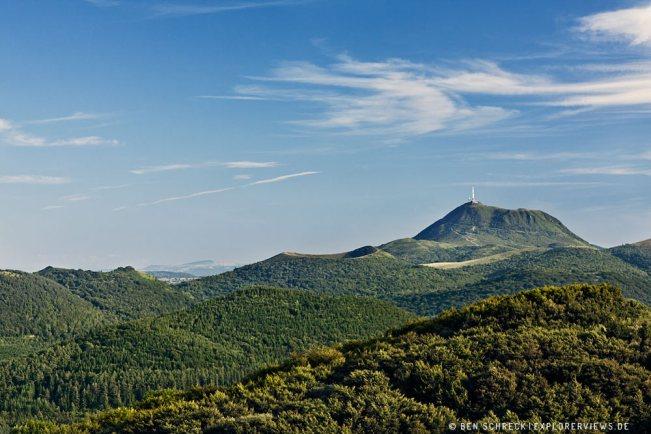 Puy de Jumes Auvergne