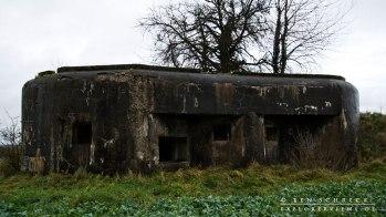 Blockhaus Maginot Linie