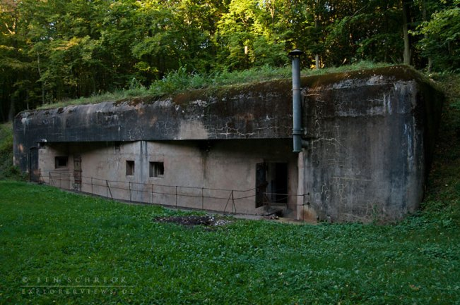 Maginot Line Abri Surface