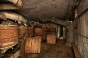 Werke der Maginot Linie Airfilter in a battle block