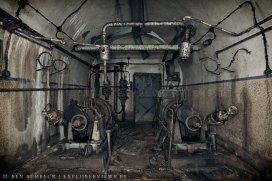 Maginot Line Machine Room