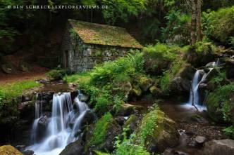 Cascade de Moulin Cantal