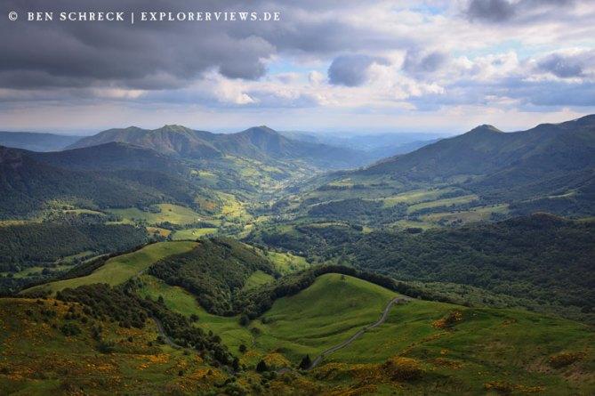 Auvergne Cantal Jordanne