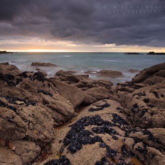 Cote Sauvage Bretagne Atlantic 5221