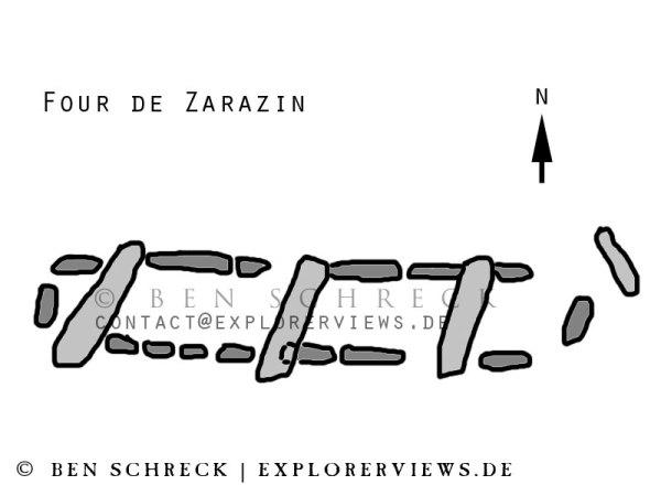 Four de Zarazin Saint Just