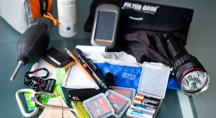 Fototasche Helferlein Dinge die in keiner Fototasche fehlen sollten