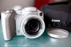 Fotokamera digitalkamera digicam canon