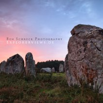 Megalithen Bretagne Carnac