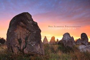 Megalithkultur Carnac Bretagne
