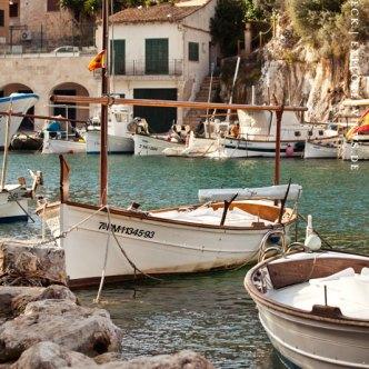 Mallorca Port Cala Figuera