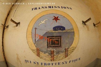 Bunker Zeichnung 1 F