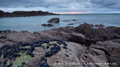 Wilde Küste in der Bretagne