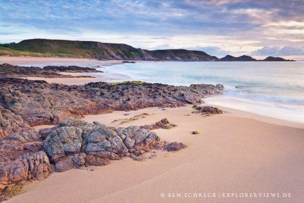 Paradies Beach Cap Erquy