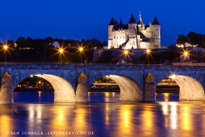 Saumur Castle Loire