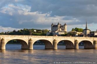 Saumur Loire Chateau