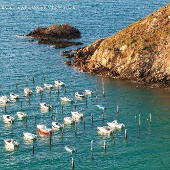 Hafen Gwin Zegal Bretagne