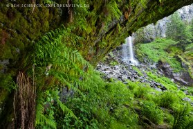 Wasserfall Massif Central