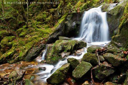 Cascade Auvergne Bourbonnais