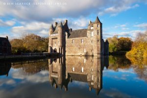 Chateau de Trecesson Broceliande