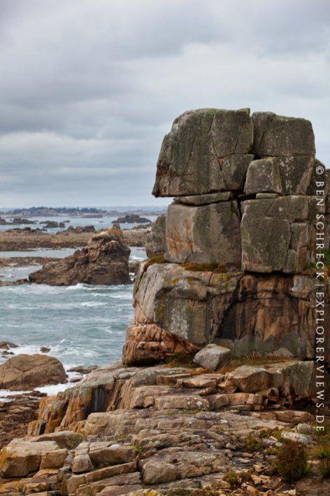 Plougescrant Rocks