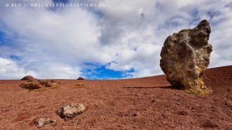 Vulkan Stein