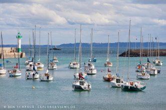 Hafen Saint Quay Portrieux