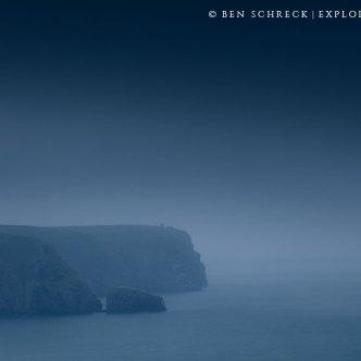 Cap Silhouette im Nebelmeer 0376