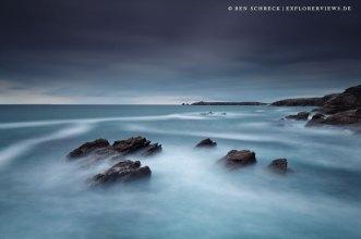 Bretagne Quiberon Meer
