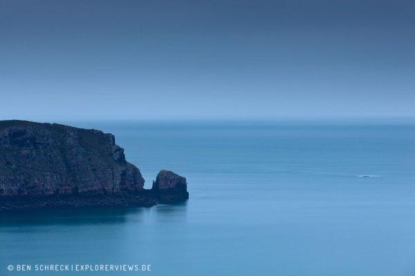 Klippen Meer