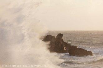Wilde Küste Quiberon
