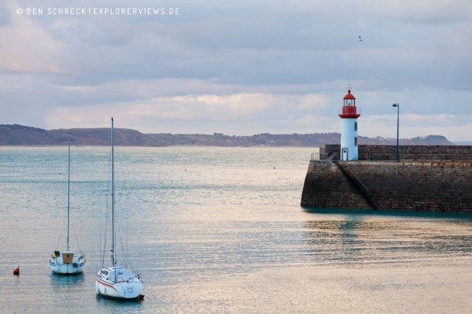 Port Erquy Bretagne
