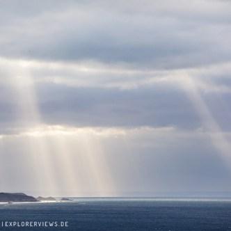 Cap Erquy Sturm Himmel Wandkalender mit Fotos