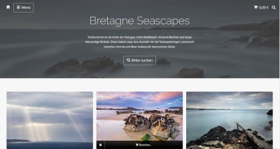 Bretagne Bilder Shop