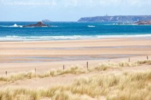 Küstenlandschaften Dunes Cap Frehel