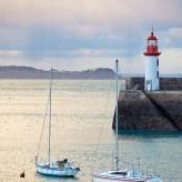 Erquy Hafen Winter 4168